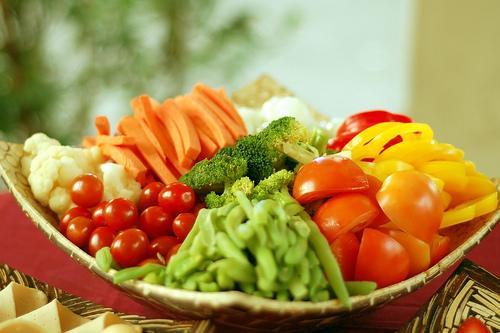 Importancia de los vegetales para la alimentación